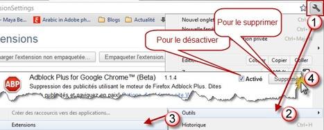 Comment bloquer les publicités sur : Chrome, Firefox, IE, Opera et Safari ! | Mes ressources personnelles | Scoop.it