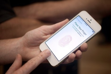 The iPhone's Fingerprint Sensor May Finally Mean the End of the PIN | Wired Business | Wired.com | Gadgets | Scoop.it
