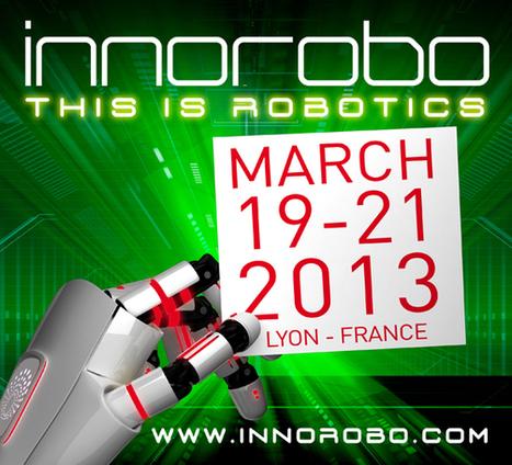 Innorobo : des robots qui courent, qui rampent et qui désherbent… - Futura Sciences | Les robots domestiques | Scoop.it