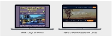 The before and after of an independent hotel website | ALBERTO CORRERA - QUADRI E DIRIGENTI TURISMO IN ITALIA | Scoop.it