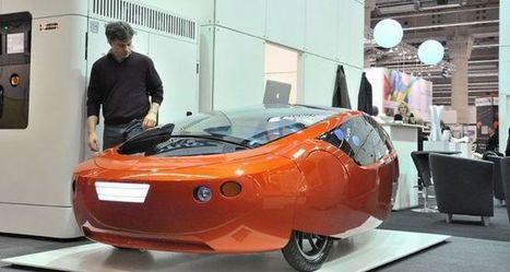 El primer coche impreso en 3D ya es una realidad - Noticias Tecnología - INFORMATIVOS | Tic tac technical | Scoop.it