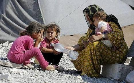 Le calvaire des réfugiées de #Syrie en #Turquie - Reportage-L'Orient Le Jour- #refugiés #migrants #refugees #Turkey | Infos en français | Scoop.it
