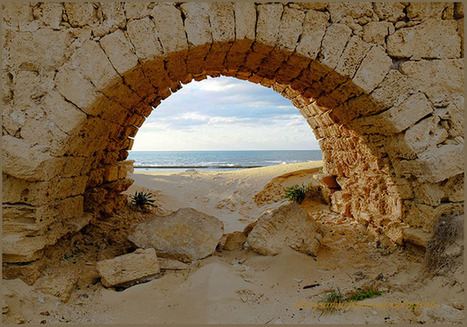 The Roman Aqueduct, Caesarea: A Photo Exploration | Jewish Education Around the World | Scoop.it