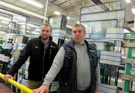 Industrie. Le fabriquant d'ouvertures Janneau pr&eacute;serve le dos de ses  <br/>salari&eacute;s | NOVABUILD - La construction durable en Pays de la Loire | Scoop.it