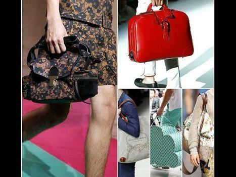 Los bolsos también son para hombres | Bolsos & Bolsos | Scoop.it