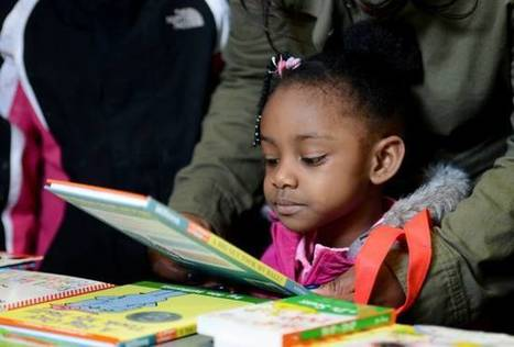 Hundreds show up for book giveaway at Paterson library - Paterson - NorthJersey.com | Libraries | Scoop.it