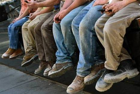 Americans Haven't Been Working This Much Since 2008 | Kickin' Kickers | Scoop.it