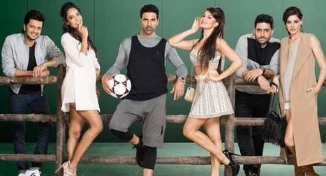 Housefull 3 first look: Abhishek teams up with Akshay, Riteish | Entertainment News | Scoop.it