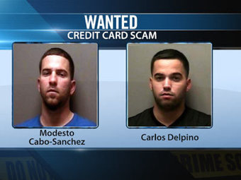 Two Men Wanted In Credit Card Scam - NewsChannel5.com | TransitionSkills | Scoop.it