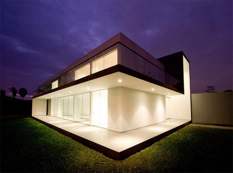 artadi arquitectos: house en la encantada | CRAW | Scoop.it
