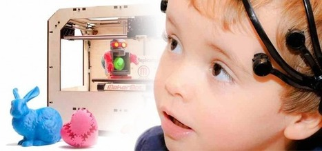 System enables users to 3D print their thoughts | Babycare | Scoop.it