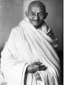 Gandhi's Top 10 Fundamentals for Changing the World | Funteresting Stuff | Scoop.it