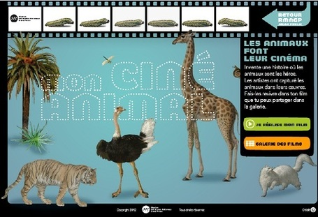 Mon ciné animal | Remue-méninges FLE | Scoop.it