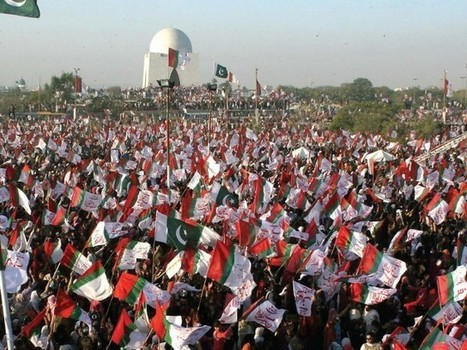 Women power: Records tumble as MQM holds female-only rally – The Express Tribune | Women In Media | Scoop.it
