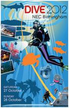 DIVE 2012 – The Show for SCUBA Divers | SDI | TDI | ERDI | Nitroxxed Scuba News | Scoop.it