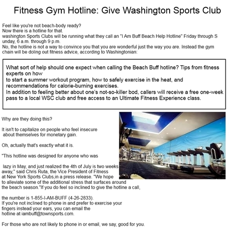 la sports fitness club ~ Zin Health Health And Weight Loss | fitness wolf | Scoop.it