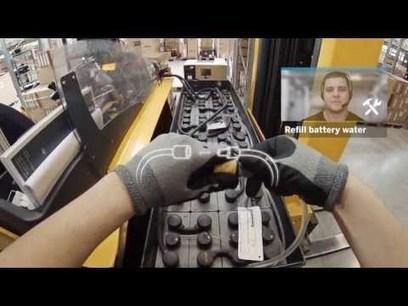 Drones y gafas de realidad aumentada se hacen un hueco en la logística | aTICser | Scoop.it