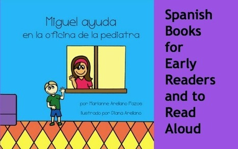 Spanish Books by Libros Arellano - Spanish Playground | Preschool Spanish | Scoop.it