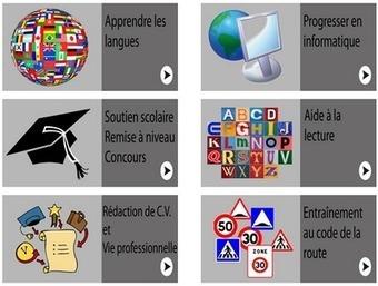 InfoDocBib – Bibliothécaire, c'est un métier » Blog Archive » Autoformation et numérique | Ressources d'autoformation dans tous les domaines du savoir  : veille AddnB | Scoop.it