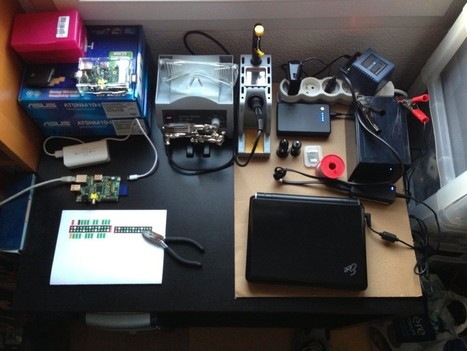Comment alimenter votre Raspberry Pi avec une batterie (MàJ) | MagdiBlog | projet ardweather TPE 2013 | Scoop.it
