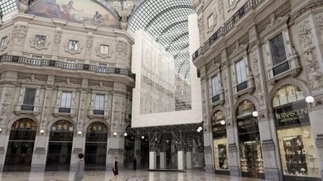 Milano, la Galleria si rifà il look per Expo 2015 - La Repubblica | Expo2015 Milan and .. Italy | Scoop.it