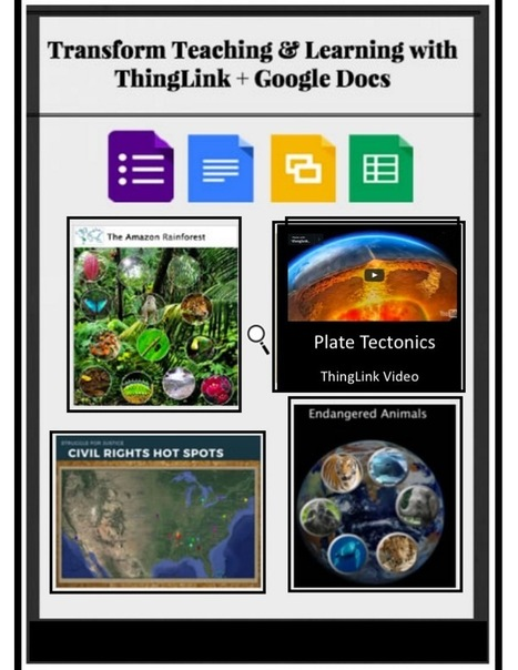 Innovation with ThingLink + Google Apps! | Google Docs for Learning | Scoop.it