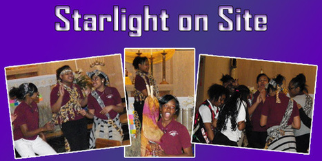 Hogan Students Participate in Starlight on Site | OffStage | Scoop.it