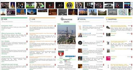 Qwant, le concurrent français de Google est lancé, ça donne quoi ? | Doc Num - Informatique Doc | Scoop.it