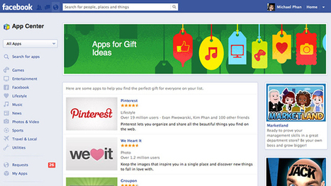 Mobile Apps Compete for Holiday Downloads | Social Media Marketing Now | Scoop.it