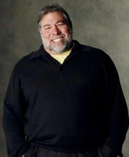 Steve Wozniak, co-fondateur d'Apple, préfère Windows Phone à Android | Geeks | Scoop.it