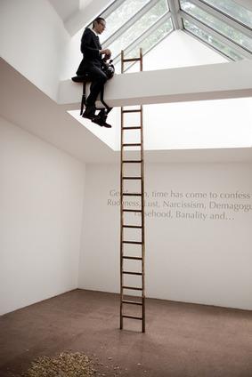 ArtSlant - [VIDEO]  Vadim Zakharov. Danaë / Russian Pavilion at the Venice Biennale 2013 | Mitología clásica | Scoop.it