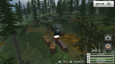 NoName Forestry v1.0 Mod | FS2013Mods | Farming Simulator 2013 Mods | Scoop.it