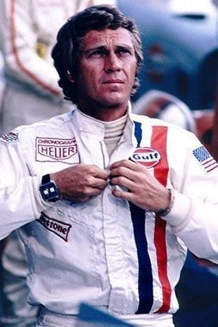 Blog.Compacc.com   Steve McQueen Racing Suit Brings in Close to $1 Million at Auction   Competition Accessories   Chinese Rocket parts Collection.........FOR SALE   Scoop.it