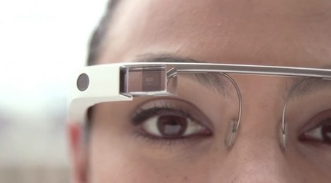 Someone With Google Glass Can Easily Steal Your Phone's PIN | mlearn | Scoop.it