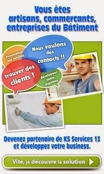KS Services 13: Recherche professionnels du bâtiments Bouches du Rhône | Courtier en travaux Bouches du Rhône | Scoop.it