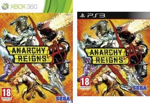 Jeux video: Anarchy Reigns arrive en Janvier 2013 en France !   cotentin webradio Buzz,peoples,news !   Scoop.it