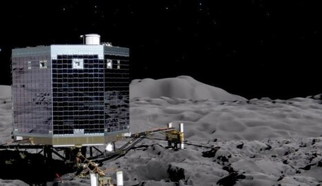 Elements Of Life In Space? Rosetta Probe Discovers Organic Molecules On Comet - The Inquisitr | Space | Scoop.it