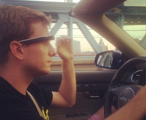 1,500 miles of driving with Glass: 'Google Glass will save lives' | News | Scoop.it