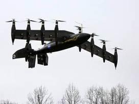 NASAs Ten-Engine Electric Plane | Heron | Scoop.it