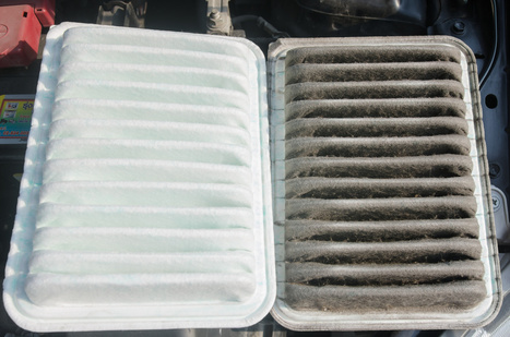What are automotive filters and how often should I change them? | Bristol Businesses | Scoop.it