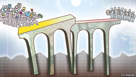 Bridges to somewhere | Kidd's AP Human Geography | Scoop.it