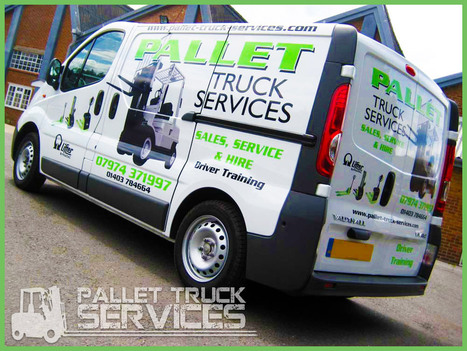 Forklift truck Sussex by Pallet Truck Services | Forklift truck Sussex | Scoop.it