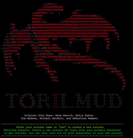 The Digital Mosaic: 7 Impressive ASCII Artworks - Idyll Ramblings | ASCII Art | Scoop.it