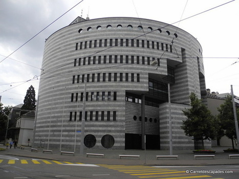 Bâle – De la vieille ville à l'architecture contemporaine | Carnet d'escapades | Scoop.it