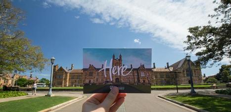 Don't miss the University of Sydney Virtual Fair! OzTREKK – Study in Australia | Australian Universities | Scoop.it