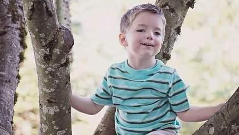 L'enfant qui ne savait pas cligner des yeux | lilouette | Scoop.it