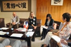 Shimai Toshi Sendai Rennes ne relâche pas sa solidarité à Sendai   rennes-sendai.fr   Japon : séisme, tsunami & conséquences   Scoop.it