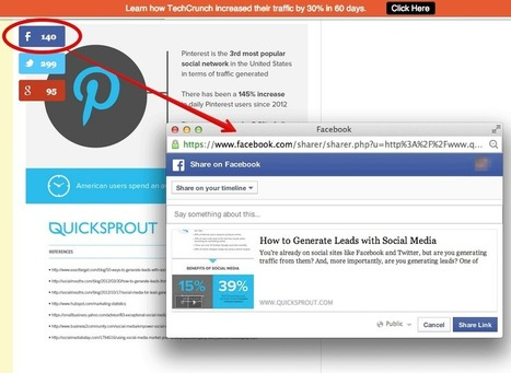 Data-Backed Tips for Getting Your Content Shared on Facebook | Links sobre Marketing, SEO y Social Media | Scoop.it