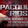 Manny Pacquiao vs Brandon Rios