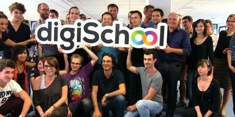 DigiSchool, le leader français de l'éducation numérique devient polyglotte | Le numérique au sein de l'enseignement | Scoop.it